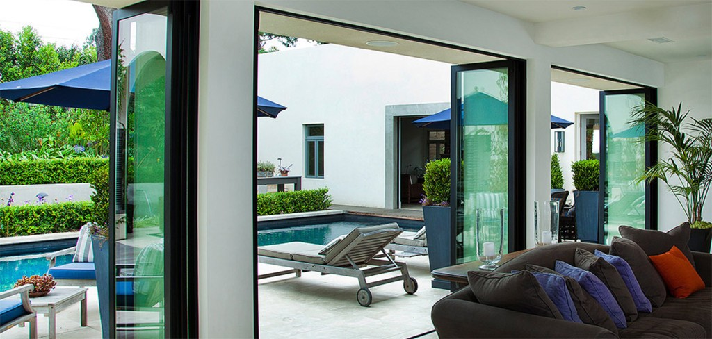 Folding Patio Doors Design Build Planners
