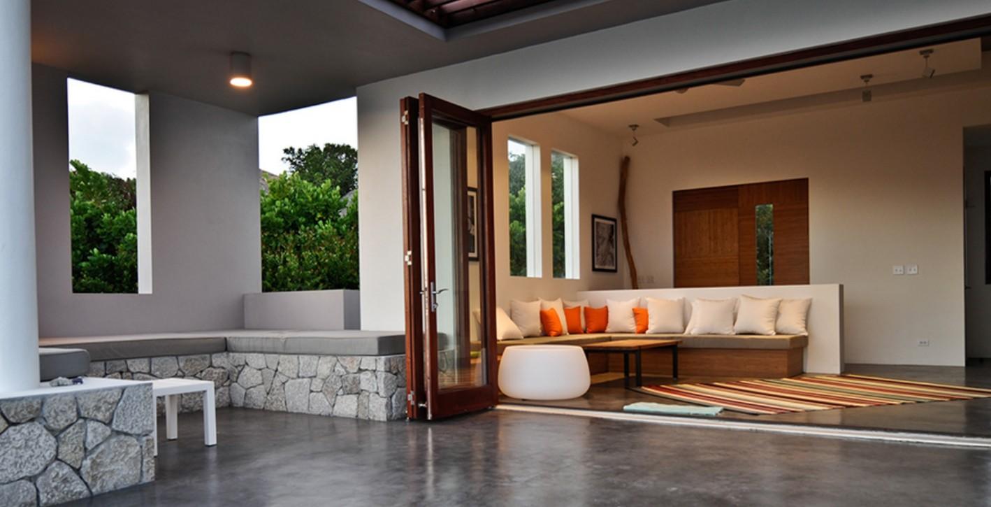 Lacatina Folding Patio Doors Design Build Planners
