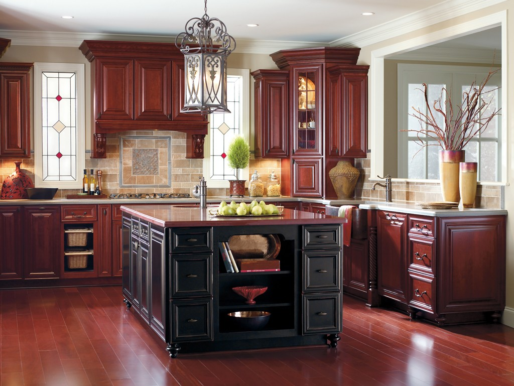 Wood Kitchen Cabinets New Jersey