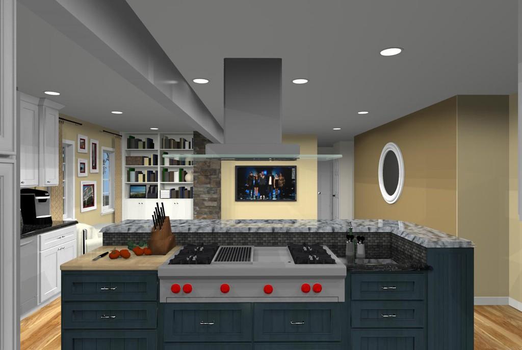 Kitchen And Bath Remodeler Houzz