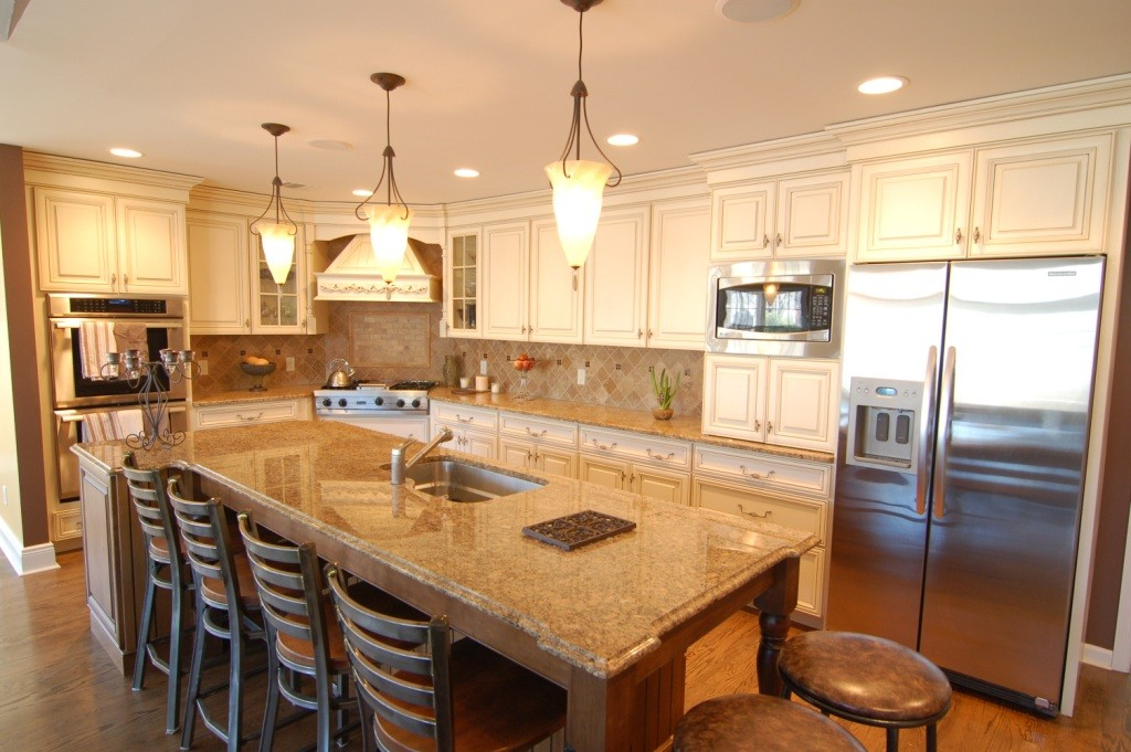 Island design trends for kitchen remodeling design build for Kitchen home improvement
