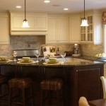 Kitchen island - Design Build Planners