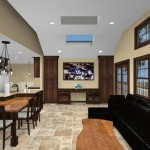 Kitchen island design with wood countertop - Design Build Planners (3)