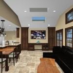 Kitchen island design with wood countertop - Design Build Pros (3)