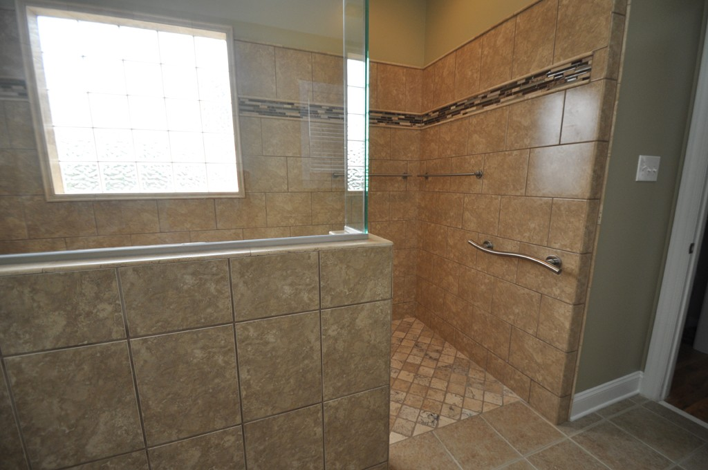 Level Entry Showers - Design Build Pros