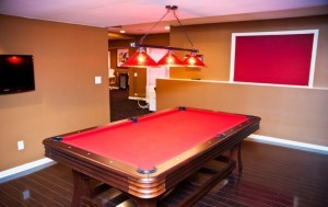 New Jersey basement remodeling from the Design Build Planners contractor network