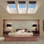 bedroom skylight