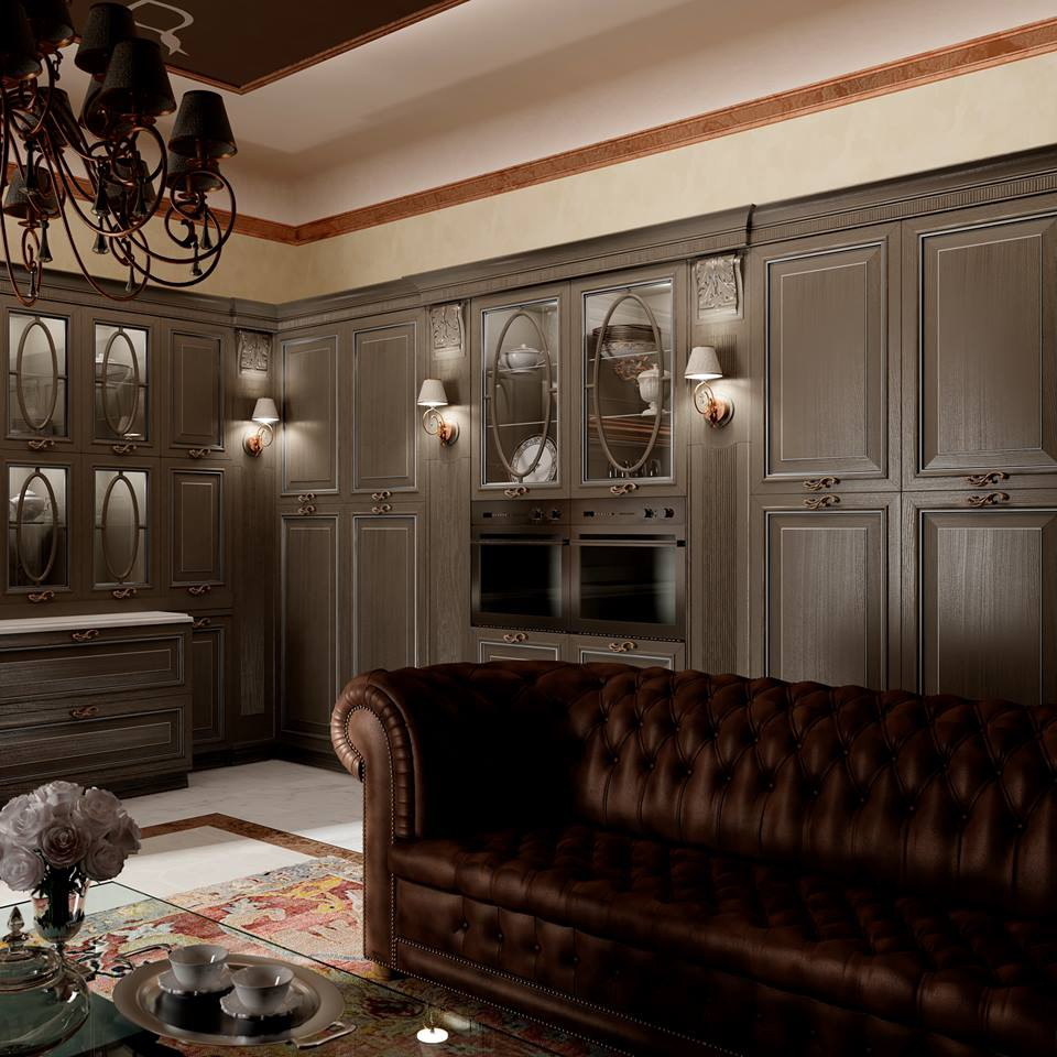 Contemporary cabinets from italy design build planners for Italy design