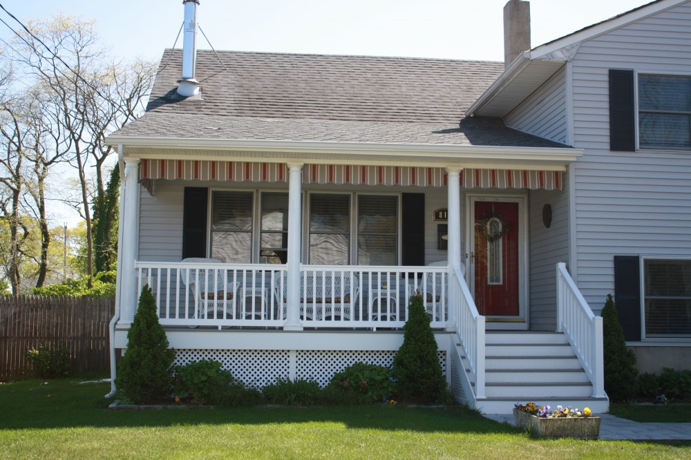 Remodeling Projects from All County Exteriors Ocean County