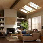 living room skylight