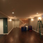Basement Finishing in Morristown NJ Progress Picture (18)