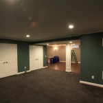 Basement Finishing in Morristown NJ Progress Picture (3)