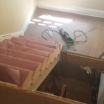 Basement Finishing in Morristown Progress (1)