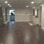 Basement Finishing in Morristown Progress (3)