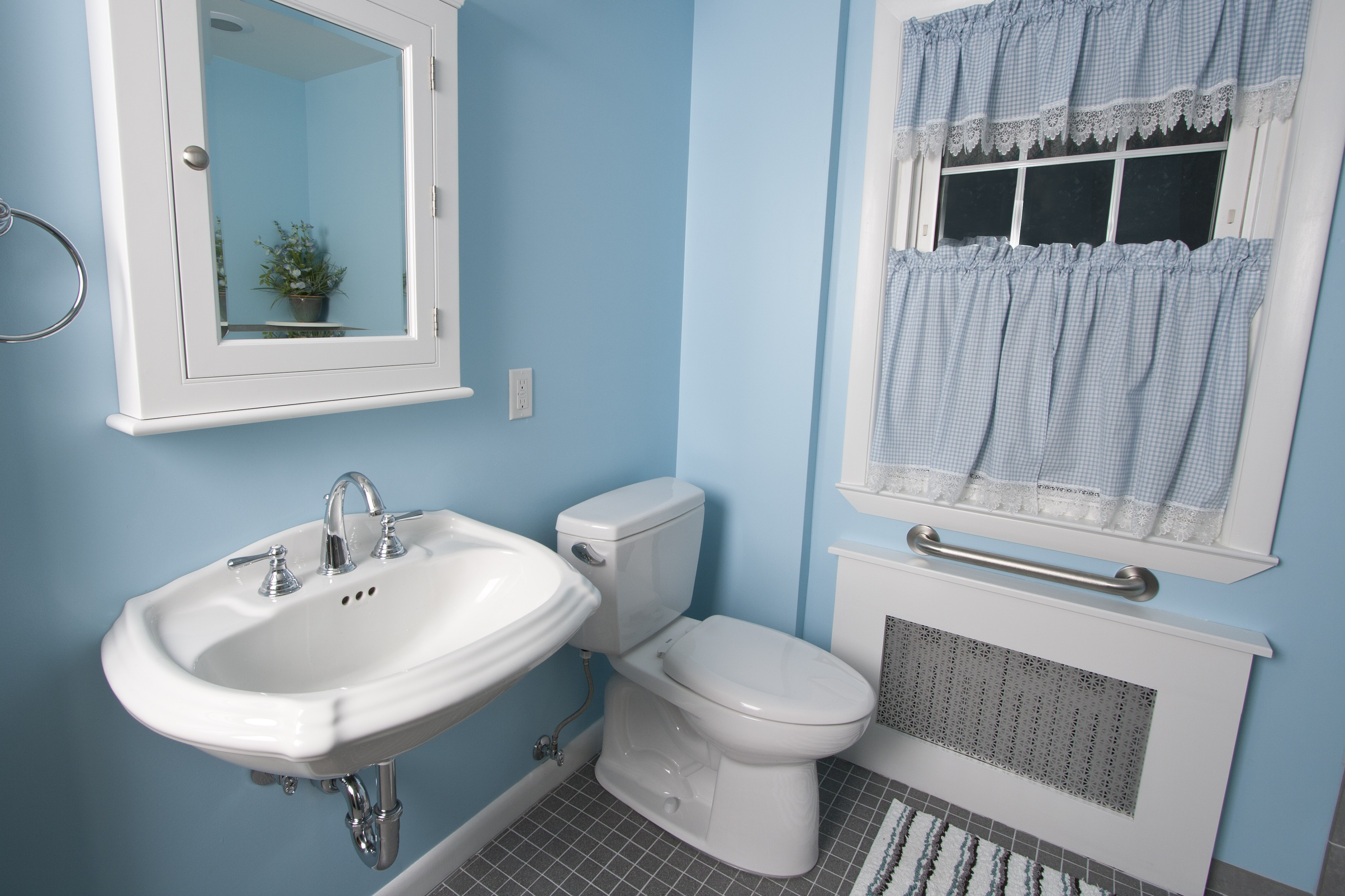 Design Build Remodeling with the Color Blue - Design Build Planners