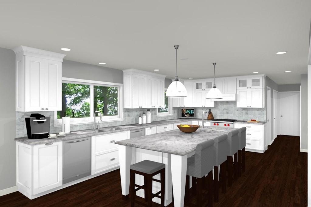 Kitchen Remodel In West Orange Nj Design Build Pros