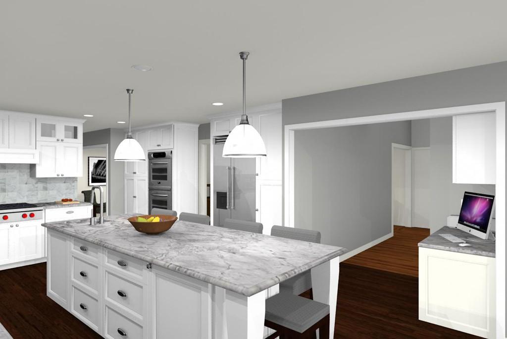 Character Generator Computer Aided Design : Kitchen remodel in west orange nj design build pros