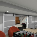 Computer Aided Design for a Basement Remodel (2)