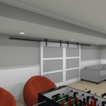 Computer Aided Design for a Basement Remodel (3)