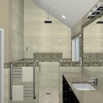 Computer Aided Design for a Bathroom Remodel in NJ (2)