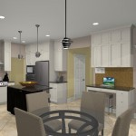 Computer Aided Design for a Kitchen Remodel (5)