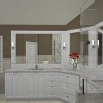 Computer Aided Design for a NJ Master Bathroom (3)