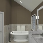 Computer Aided Design for a NJ Master Bathroom (4)