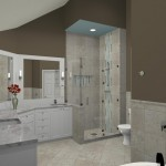 Computer Aided Design for a NJ Master Bathroom (5)