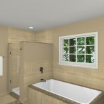 Computer Aided Design of Bathroom Remodel (2)