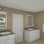 Computer Aided Design of Bathroom Remodel (3)