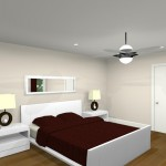 Computer Aided Design of Bedroom Remodel (3)