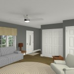 Computer Aided Design of an Interior Remodel (2)