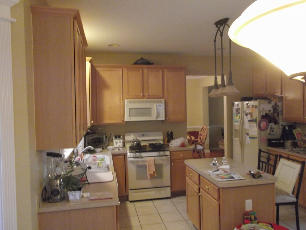kitchen basement and bathroom designs for a middlesex county existing kitchen 1