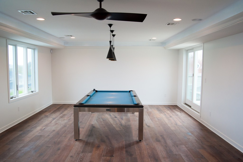 Game Room for Your Family - Design Build Pros