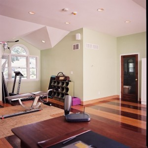 Home Gym Design Option (3)