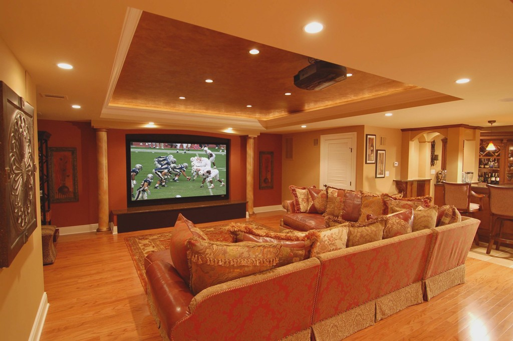 Home Theater Or Media Room For Your Home