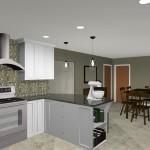 Kitchen Remodel in Brick NJ (2)