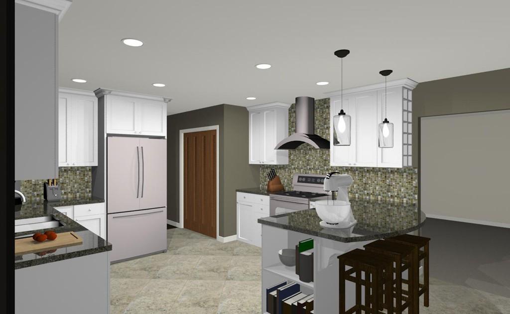 Kitchen Remodeling Design In Brick Nj Design Build Planners