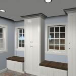 Mud Room and Laundry room design ideas (2)