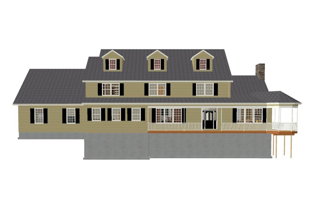 modular home vs stick framed home construction design