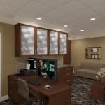 Office Suite Remodeling Design in Ocean County