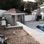 Outdoor Living Space in Morristown New Jersey Progress Picture 2014-09-25 (5)