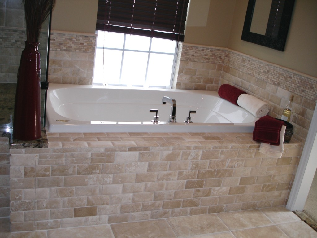 Pleasant Soaking Tub For A Bathroom Remodel Design Build Planners Beutiful Home Inspiration Semekurdistantinfo