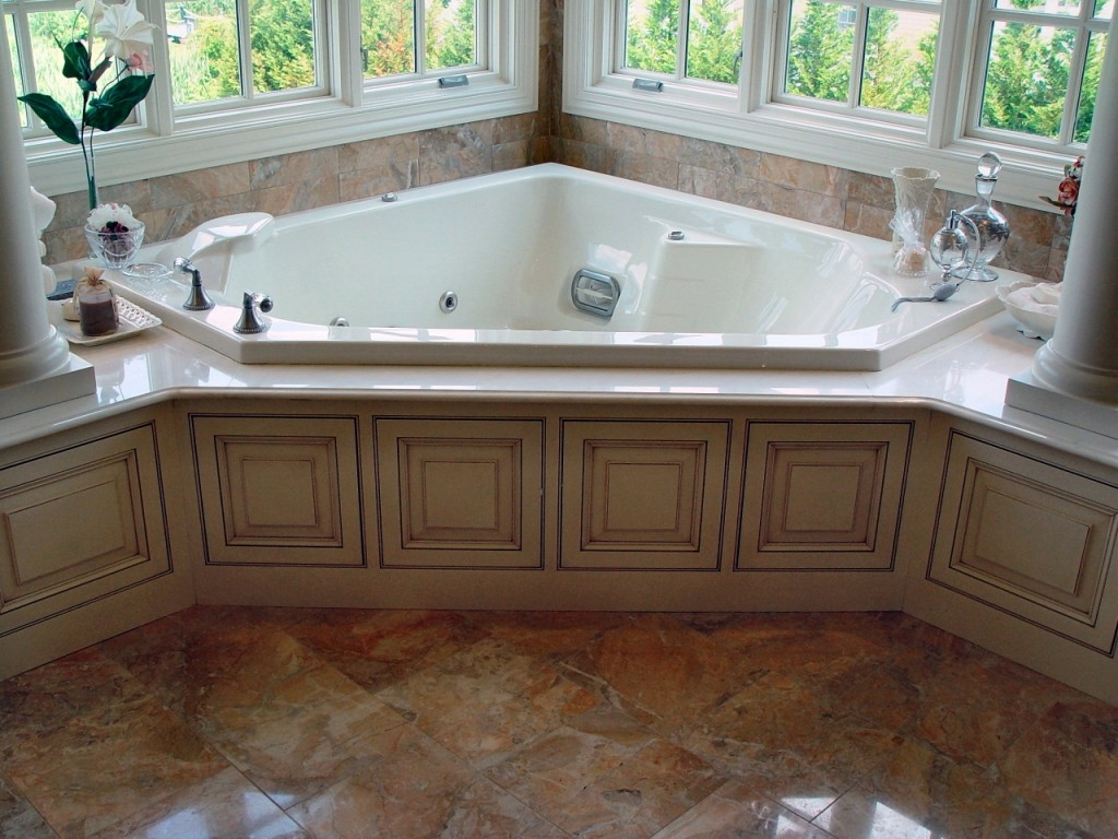 Wondrous Soaking Tub For A Bathroom Remodel Design Build Planners Beutiful Home Inspiration Semekurdistantinfo