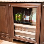 beverage center in kitchen remodeling (2)