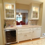 beverage center in kitchen remodeling (5)