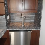 kegerator for wet bar