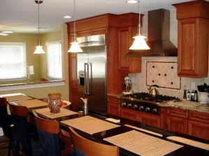 prepare a romantic dinner in your newly remodeled kitchen (4)