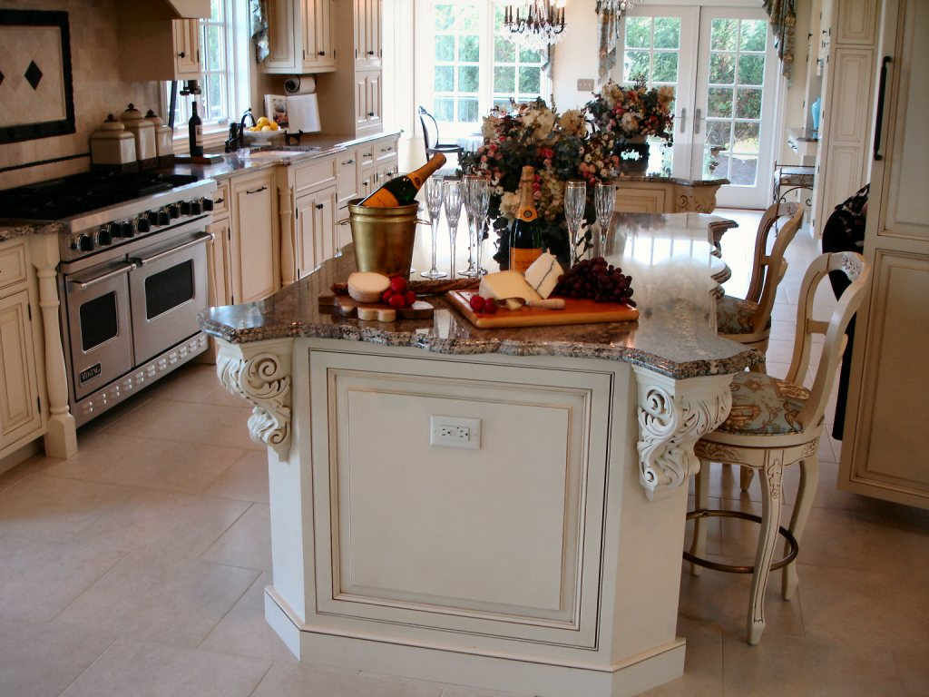 prepare a romantic dinner in your newly remodeled kitchen 6 - Newly Remodeled Kitchens