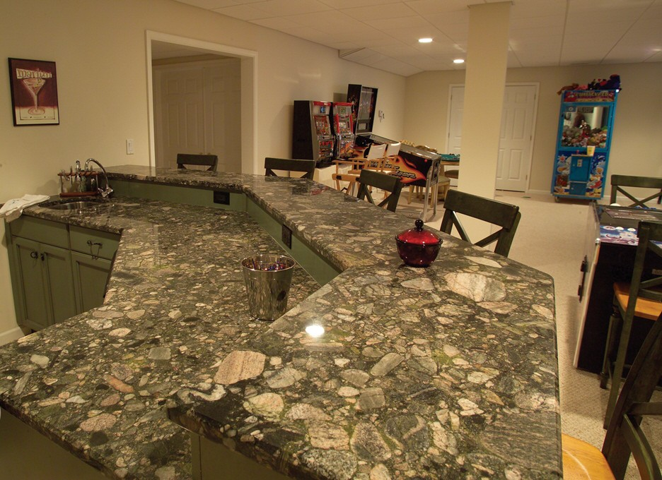 Wet Bars: Options and Features - Design Build Pros